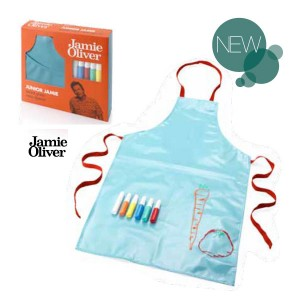 Paint your own apron