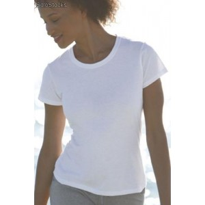 Camiseta Value Weight mujer mc