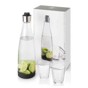 Arosse multi carafe with 2 glasses