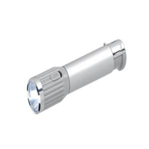 Encendedor Electrónico Metalizado Plata