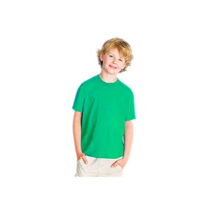 Camiseta Gildan Ring Spun Niño