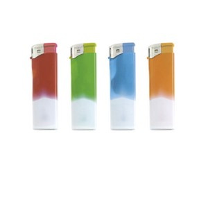 Encendedor Electrónico Dos Colores