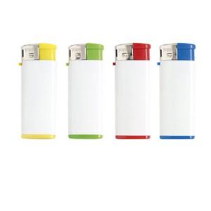 Encendedor Electrónico Mini Bicolor
