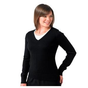 Jersey Mujer Cuello V