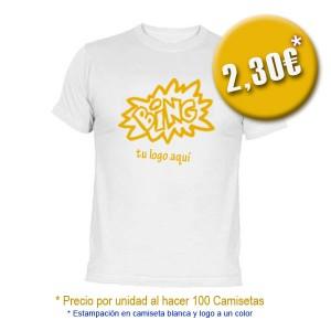 oferta camiseta